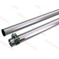 Мачта алюминиевая составная, диаметр 35мм, колено 1,5м, ДЛИНА 3м