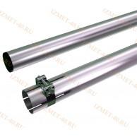 Мачта алюминиевая составная, диаметр 50мм, колено 1,5м, ДЛИНА 3м