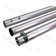 Мачта алюминиевая составная, диаметр 50мм, колено 1,5м, ДЛИНА 4,5м