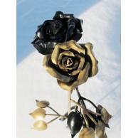 Роза металлическая