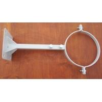 Кронштейн телескопический 30/50см для крепления трубы d200 к стене