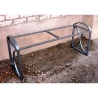 Каркас скамейки без спинки